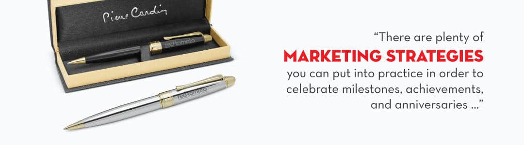 company anniversaries gifts and celebrations