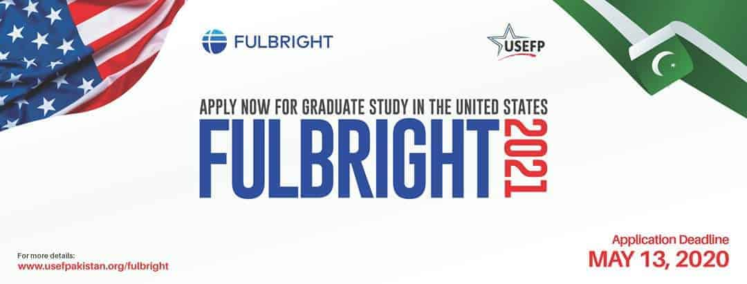 Photo of Fulbright Scholarship for MS/PhD in USA 2020-21