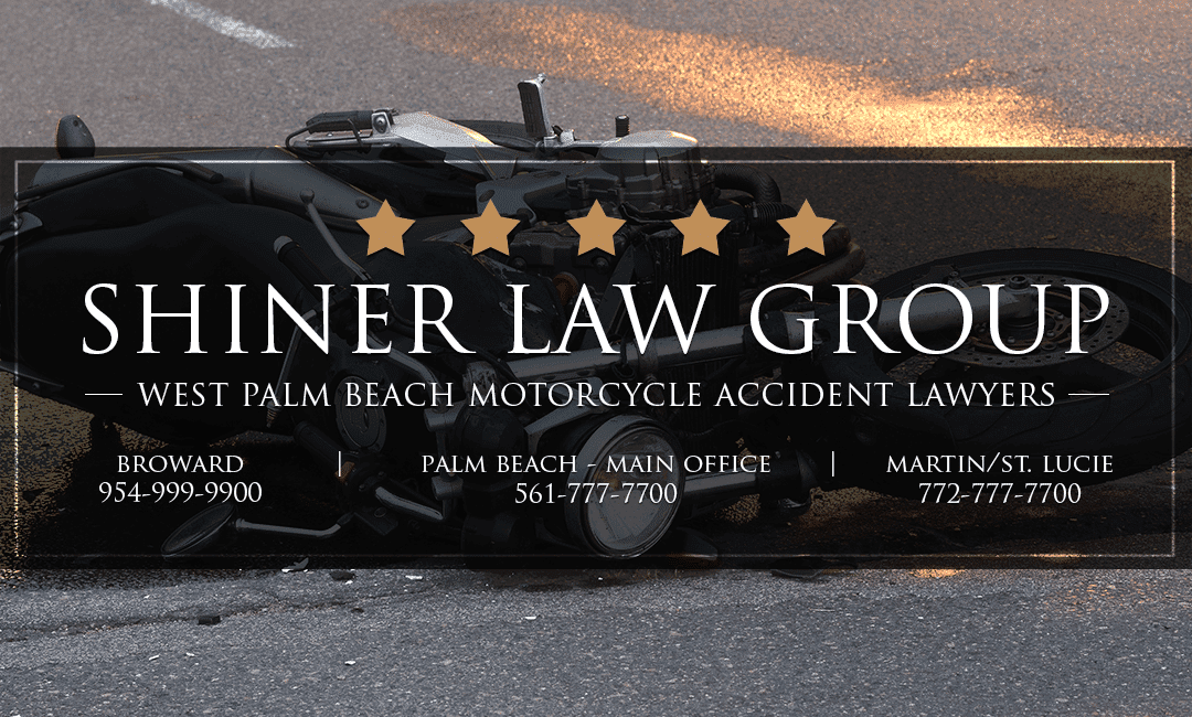 West Palm Beach Motorcycle Accident Attorney Shiner Law Group