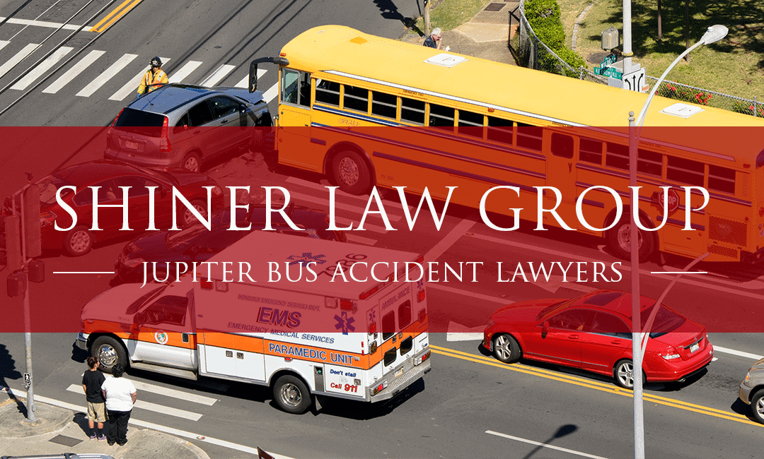Jupiter Bus Accident Lawyers