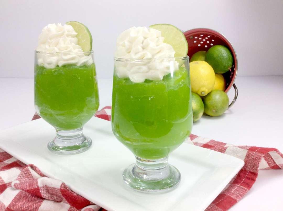 Weight Watchers Creamy Lime Dessert