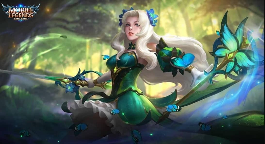 Odette Butterfly Goddess