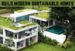 <strong>Build Modern Sustainable Homes</strong>