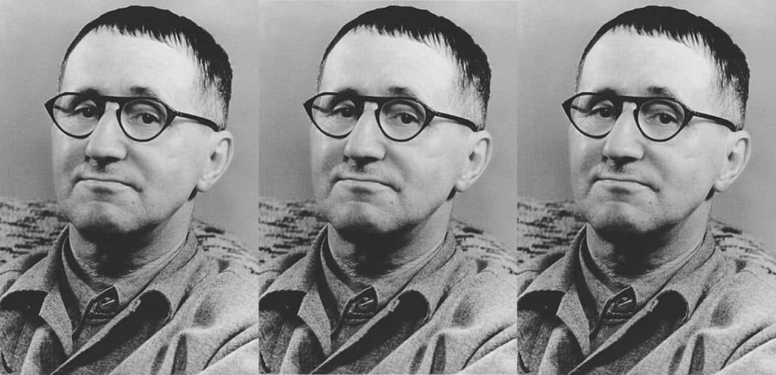 Bertolt Brecht and the poetry of resistance