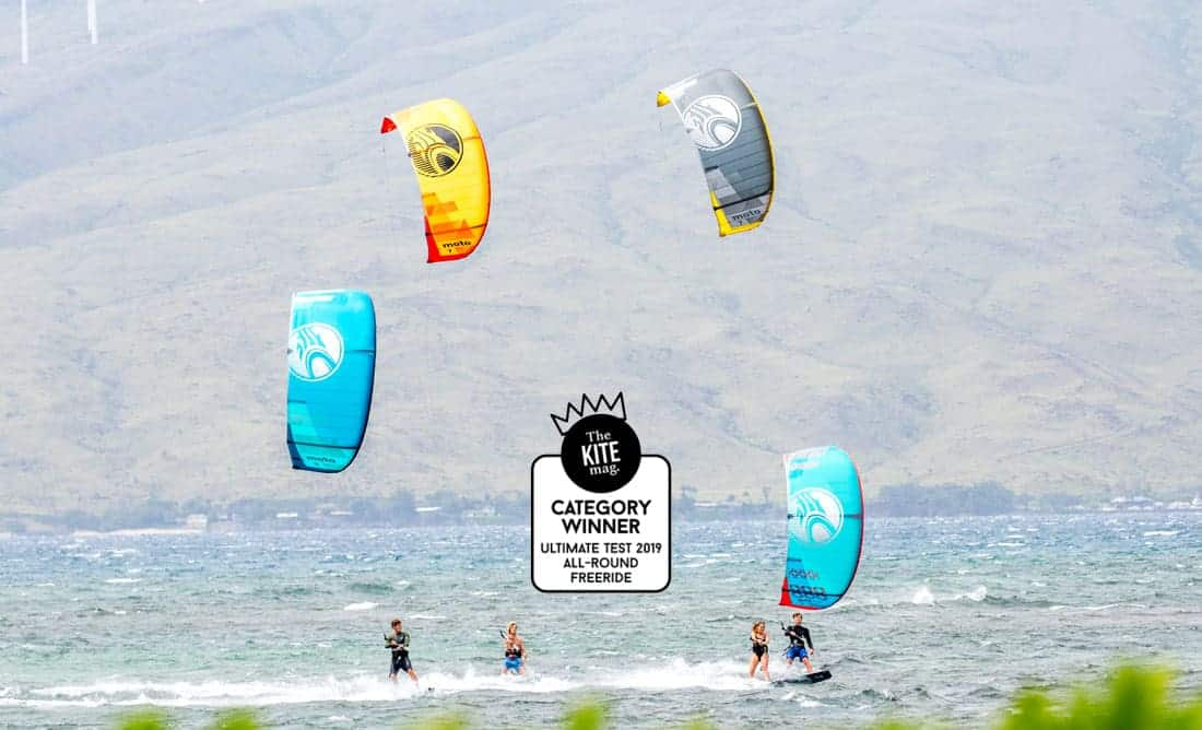 Cabrinha Moto wins Best Allrounder Kite | The Kite Mag