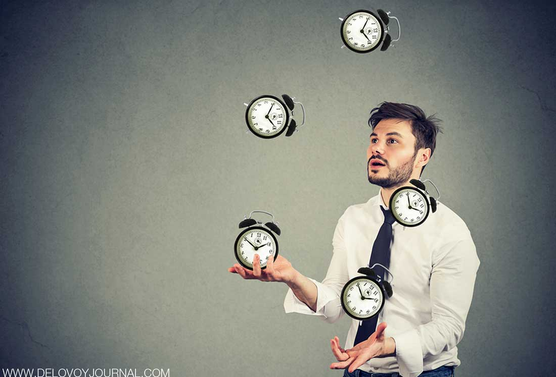 Исскуство управления временем