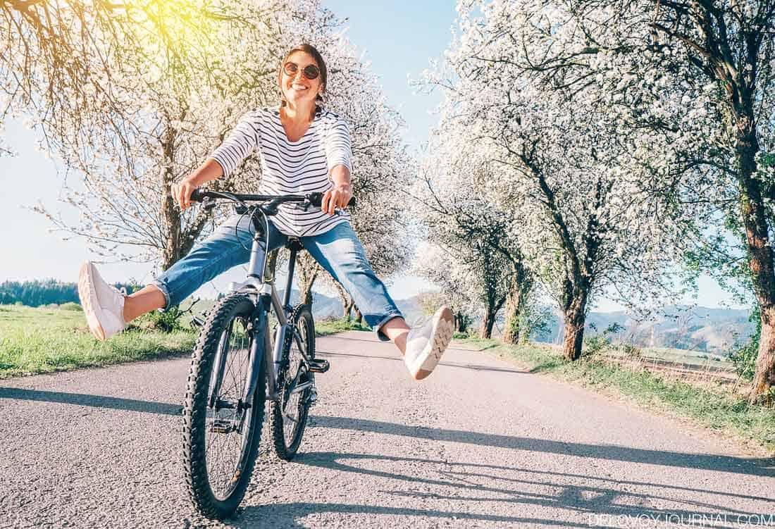 Счастье - это когда весна, когда в ближайшей перспективе ожидается только все самое лучшее.
