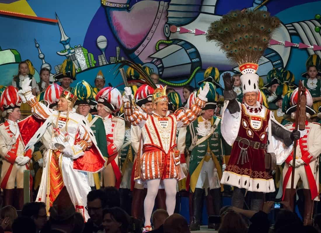 Dreigestirn im Kölner Karneval