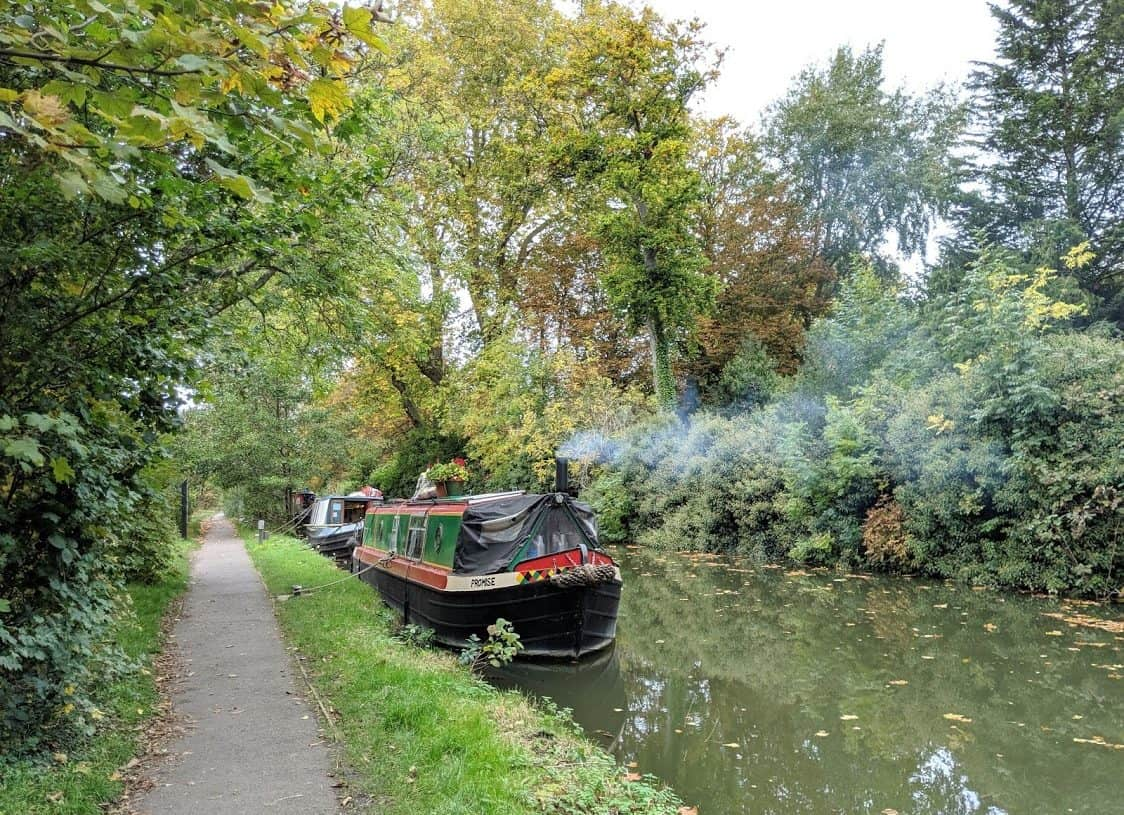 Playground Earth | Oxford Canals