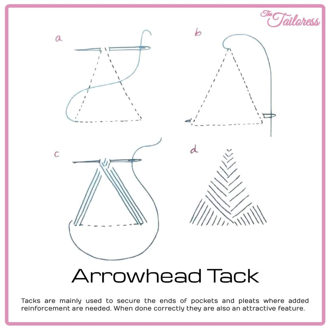 The Tailoress PDF Sewing Patterns - Tailor's Stitches