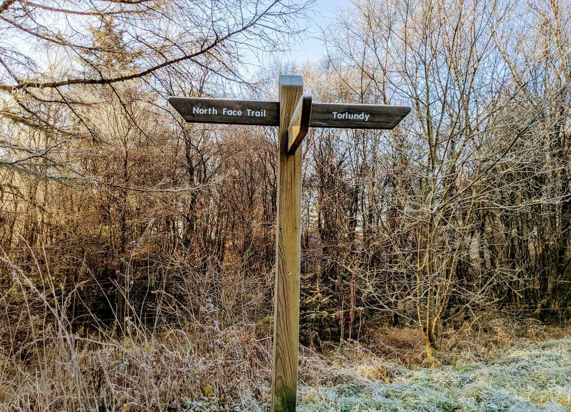 Playground Earth | Hiking Ben Nevis Story | Sign