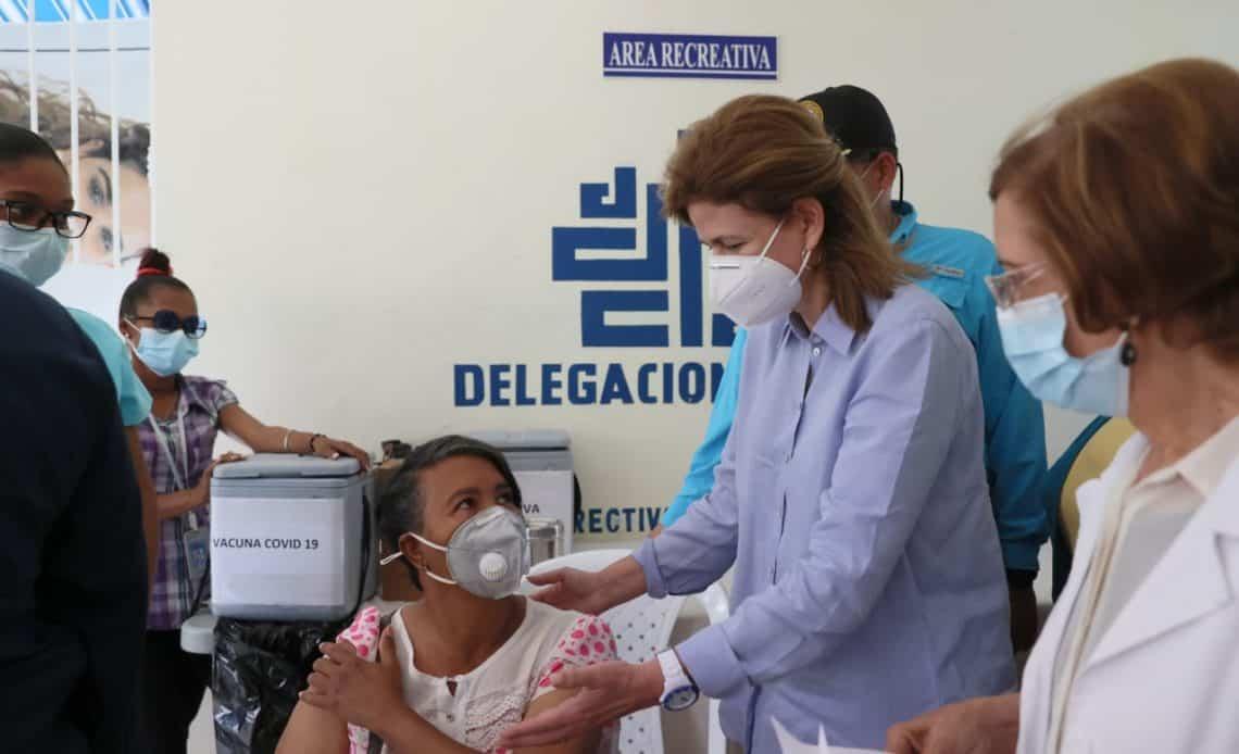 Raquel Peña en San Juan