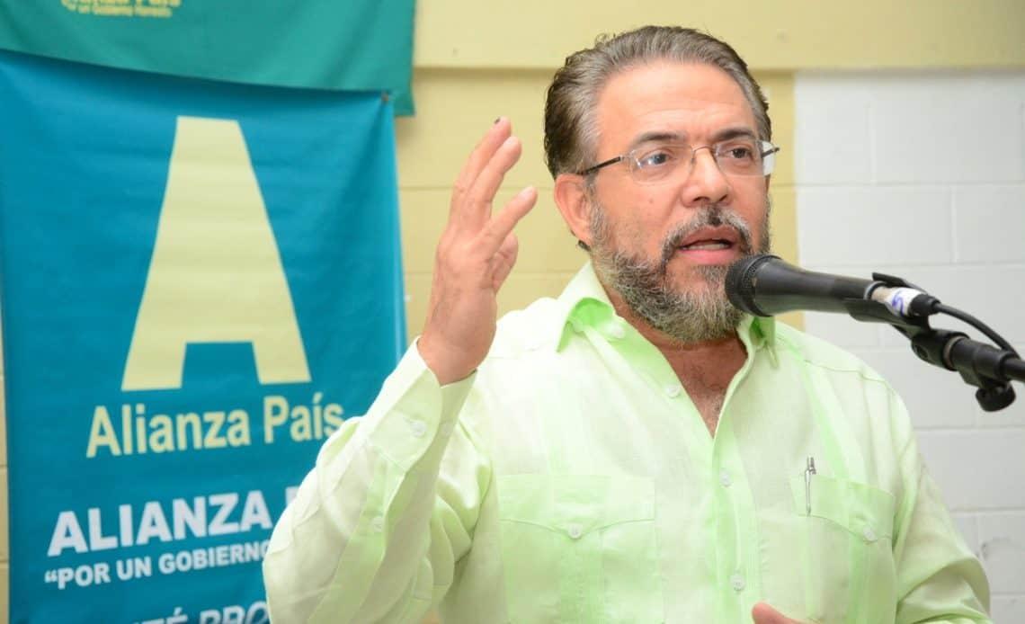 Guillermo Moreno, Alianza País