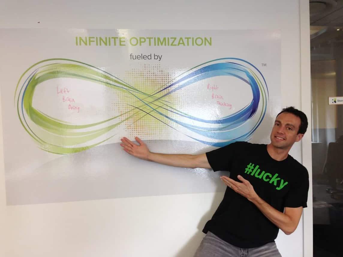 infinite optimization loop - aaron