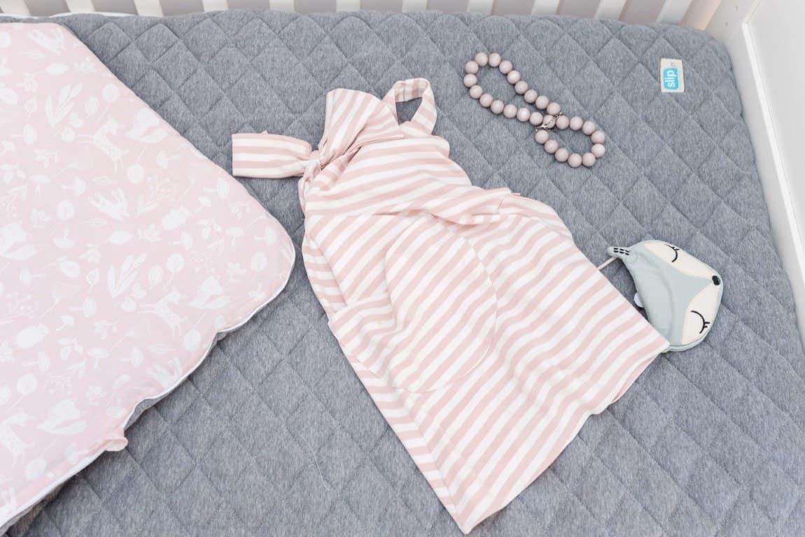 pikowana narzuta na łóżko dziecięce