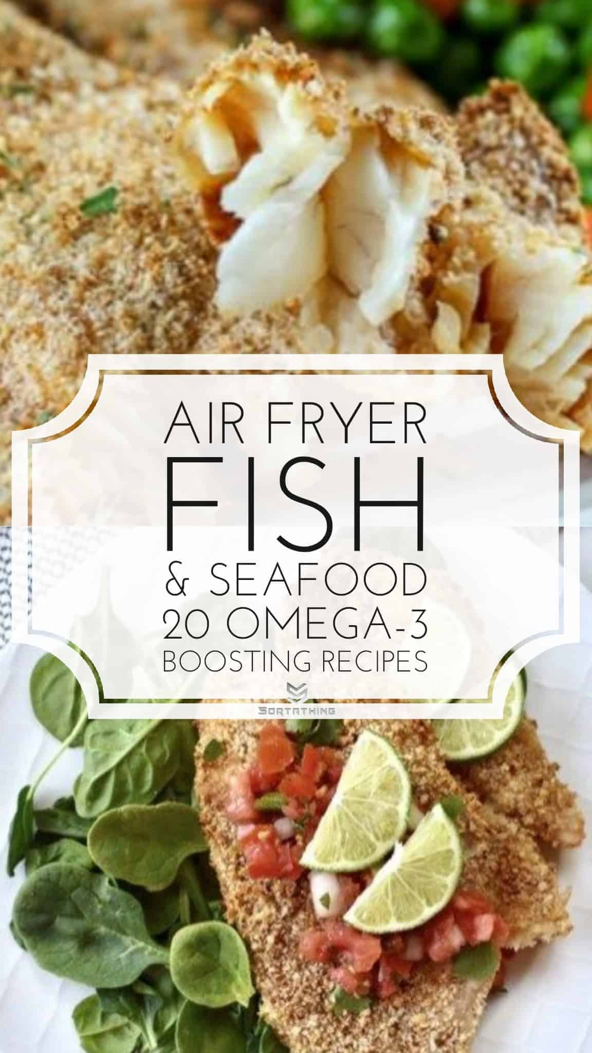Air Fryer Tilapia & Air Fryer Chilli Lime Tilapia