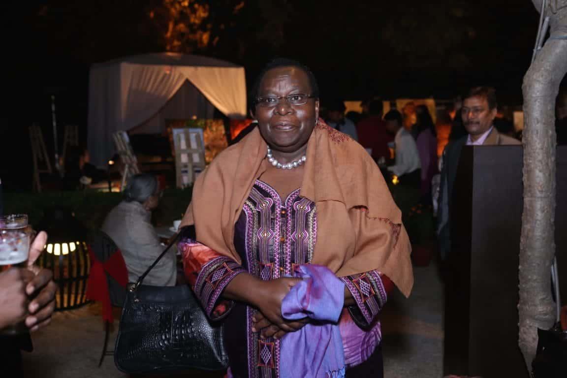 H.E. Florence Weche, High Commissioner, Kenya