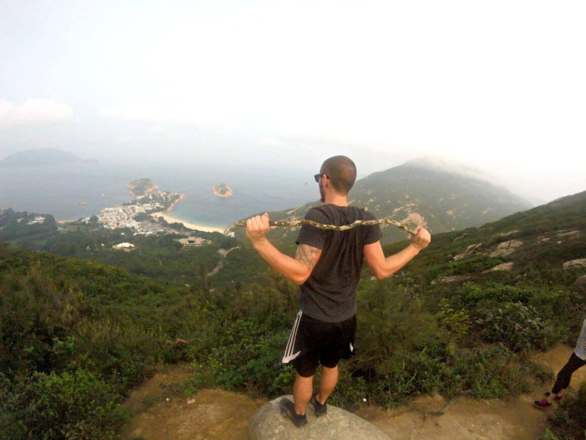 Hong Kong sightseeing - Ocean Park hong kong