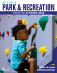 Wichita Park and Rec winter activities guide 2020