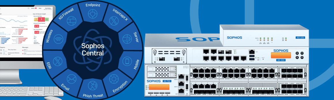 Sophos XG Firewalls