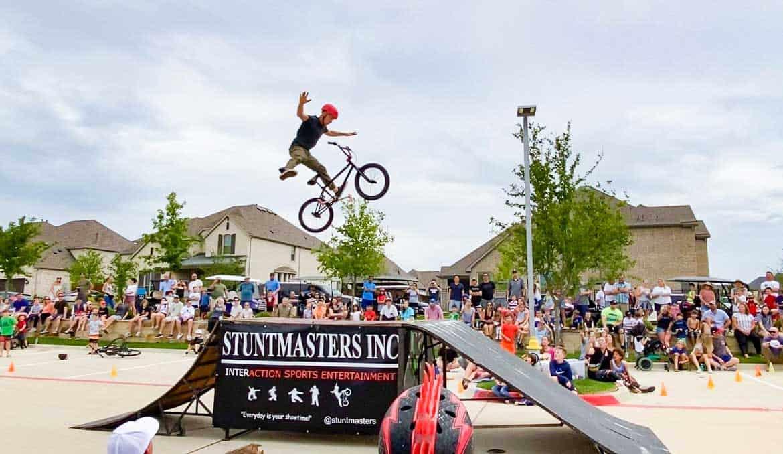 BMX Show   Windsong Ranch Events