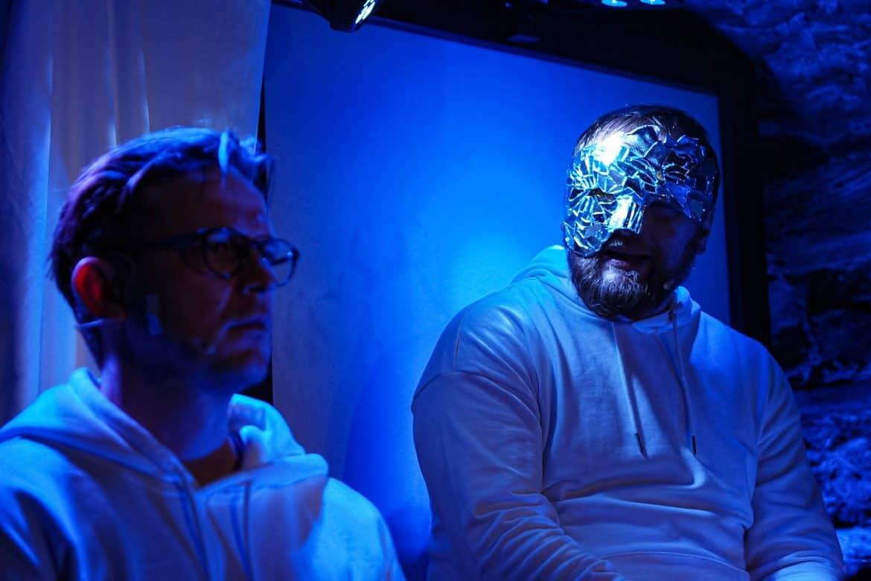 Frankenstein-Sempf_Koeckritz_blau_Maske