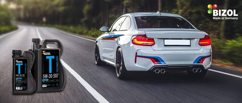 BIZOL BMW Driving