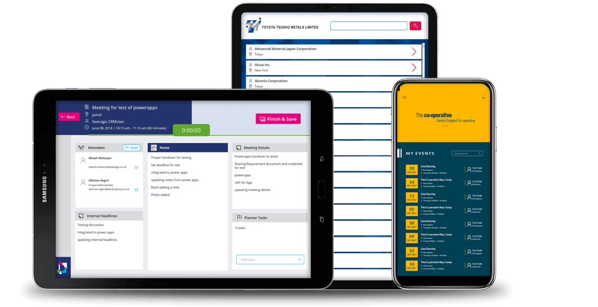 PowerApps - SeeLogic | Independent CRM, ERP & Cloud