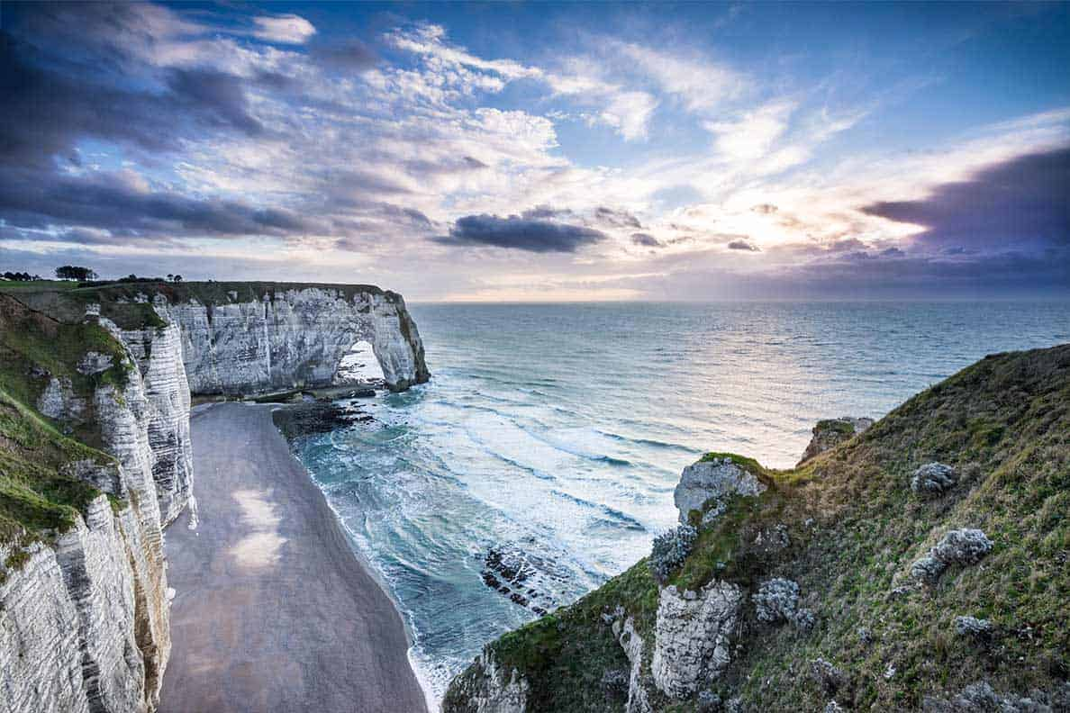 Is anything better than a road trip through France? Whether it's by car, motorhome or touring in a motorhome, France is an incredible country to explore on the road. Here are the best road trip and touring tips you need to plan your adventures! #france #roadtrip #motorhome #travel #tips #beach #normandy
