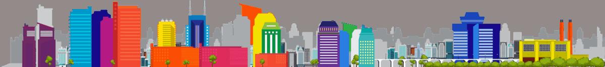 Nashville Skyline Colores