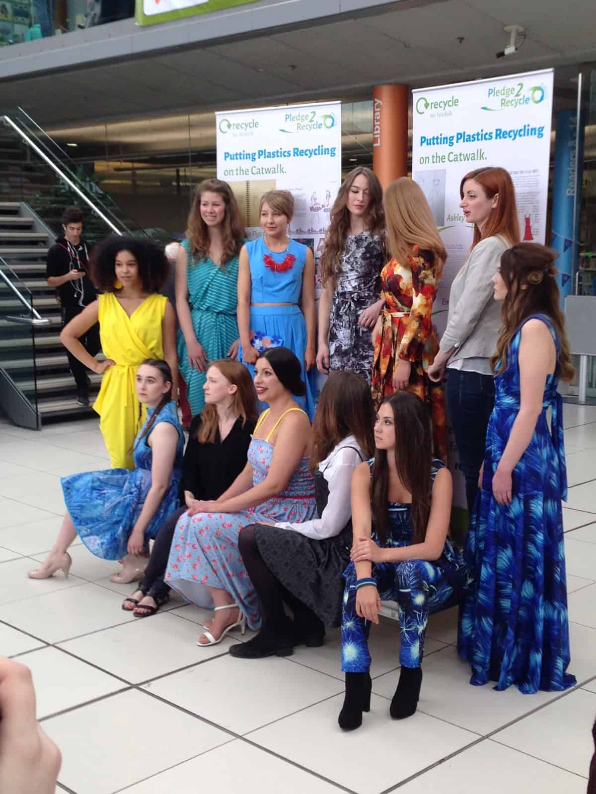 The Tailoress PDF Sewing Patterns - Sustainable Fashion Design - One Planet Norwich Festival