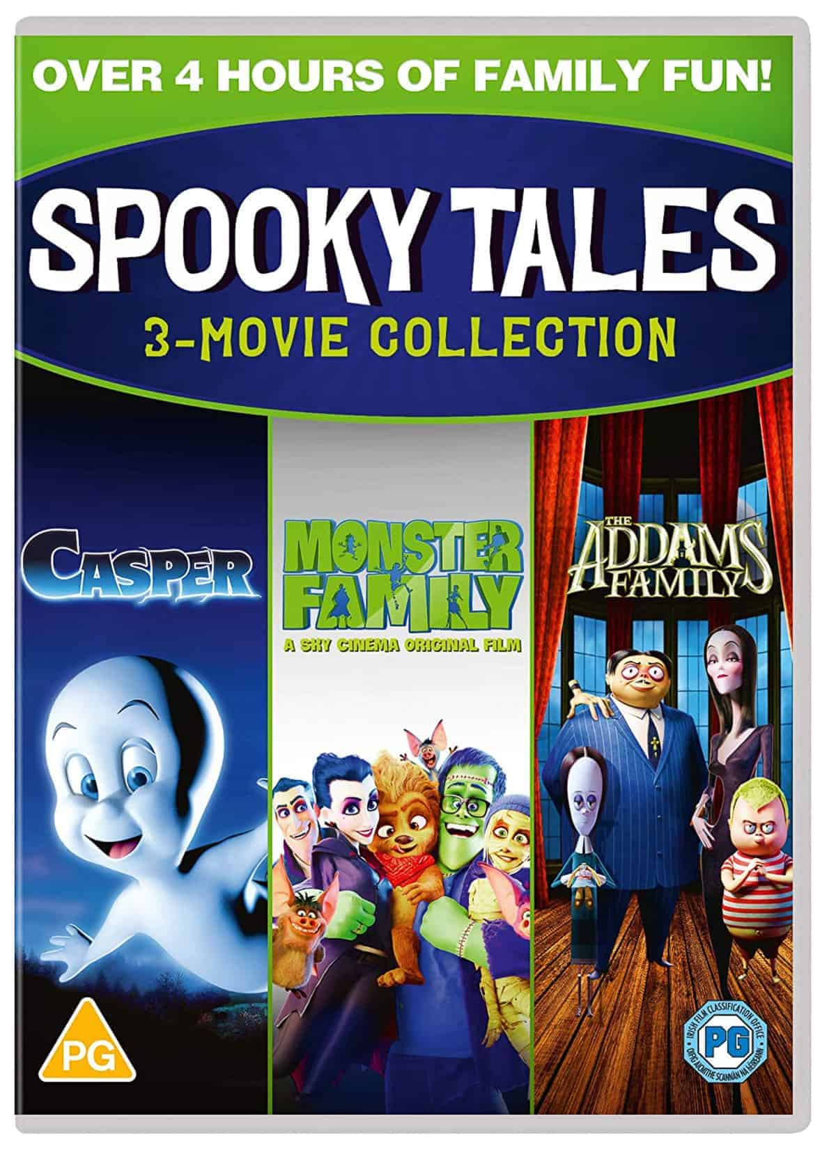 The Spooky Tales DVD Collection.