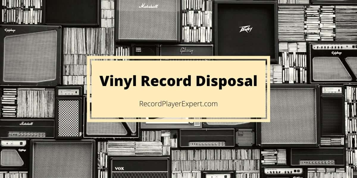 vinyl record disposal featured