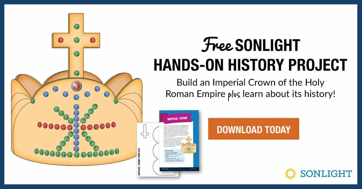 Free Sonlight Hands-on History Project