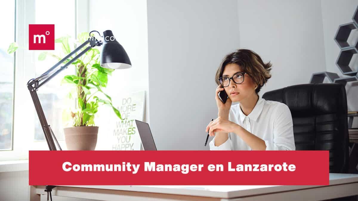 Community Manager en Lanzarote