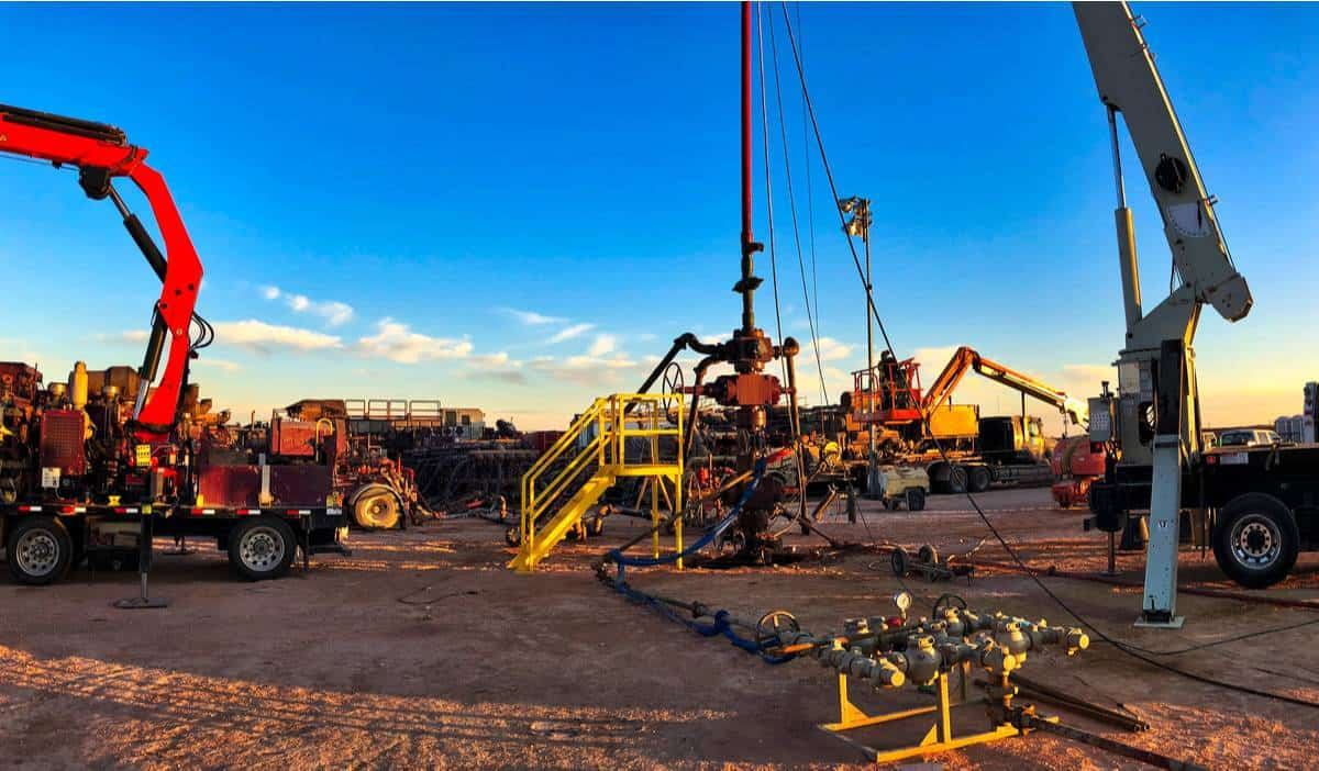 Wellhead with workover equipment