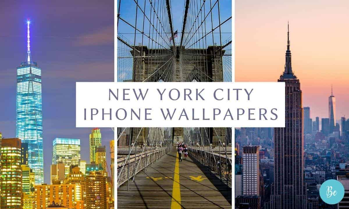 Beautiful New York City iPhone Wallpapers