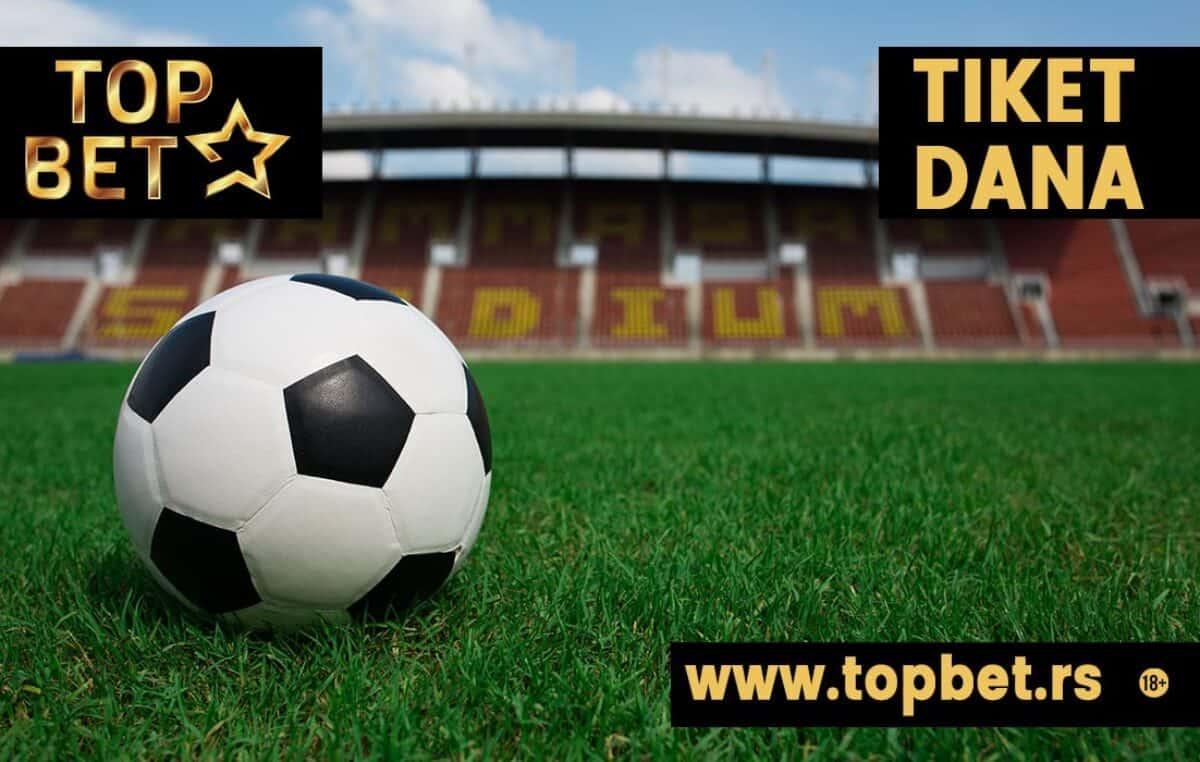 Top Bet – Tiket dana za četvrtak 12. novembar