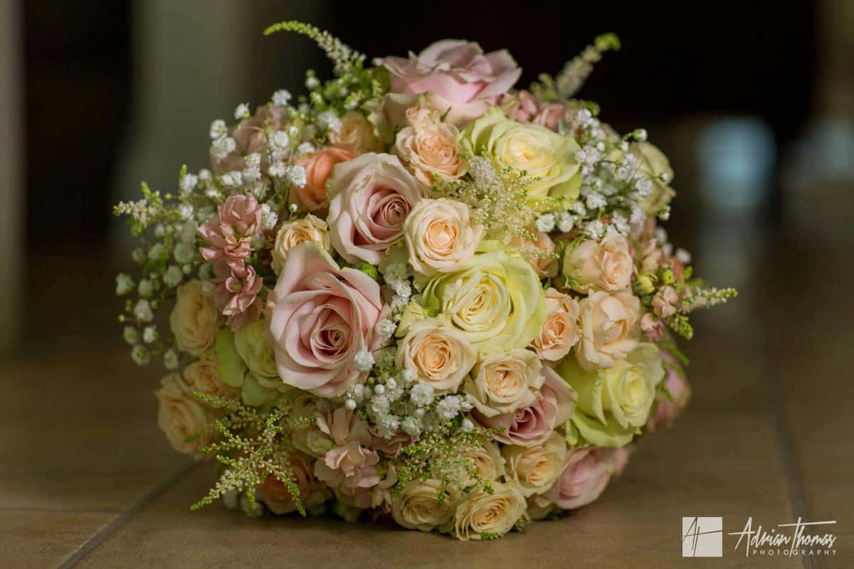 Image of brides Wedding Bouquet