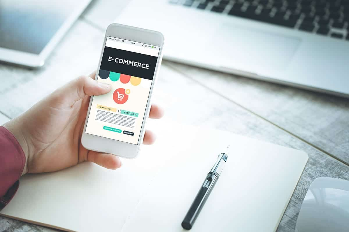 analitica de marketing de mobile para servicios de comercio electronico y e-commerce