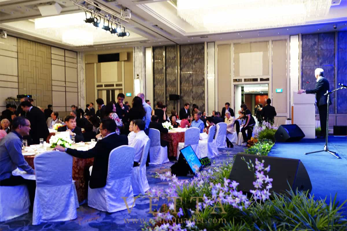 Christian Economic Forum Gala Dinner