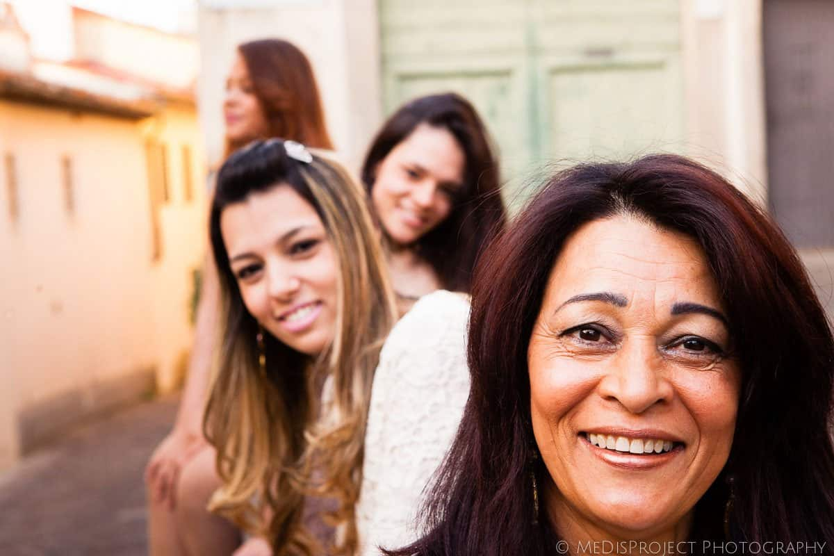 Mother-daughters photos in Florence