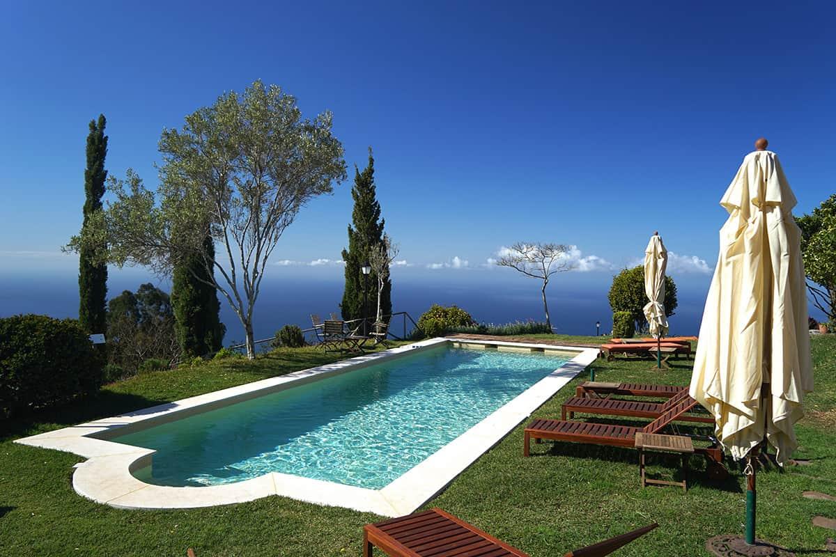Hotel Atrio_Pool mit Aussicht auf den Atlantik