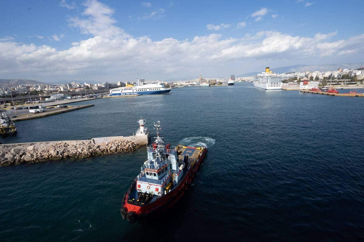 Piräus, der Hafen von Athen