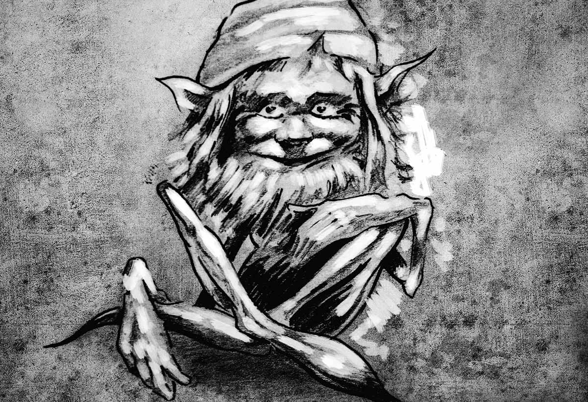 Gnome Wizard Backstory Examples