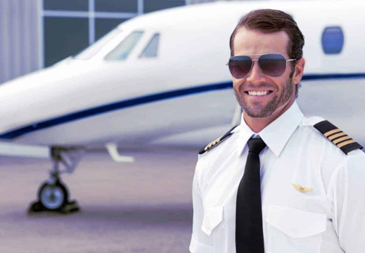 Comment j'ai craqué facilement pour un pilote de ligne