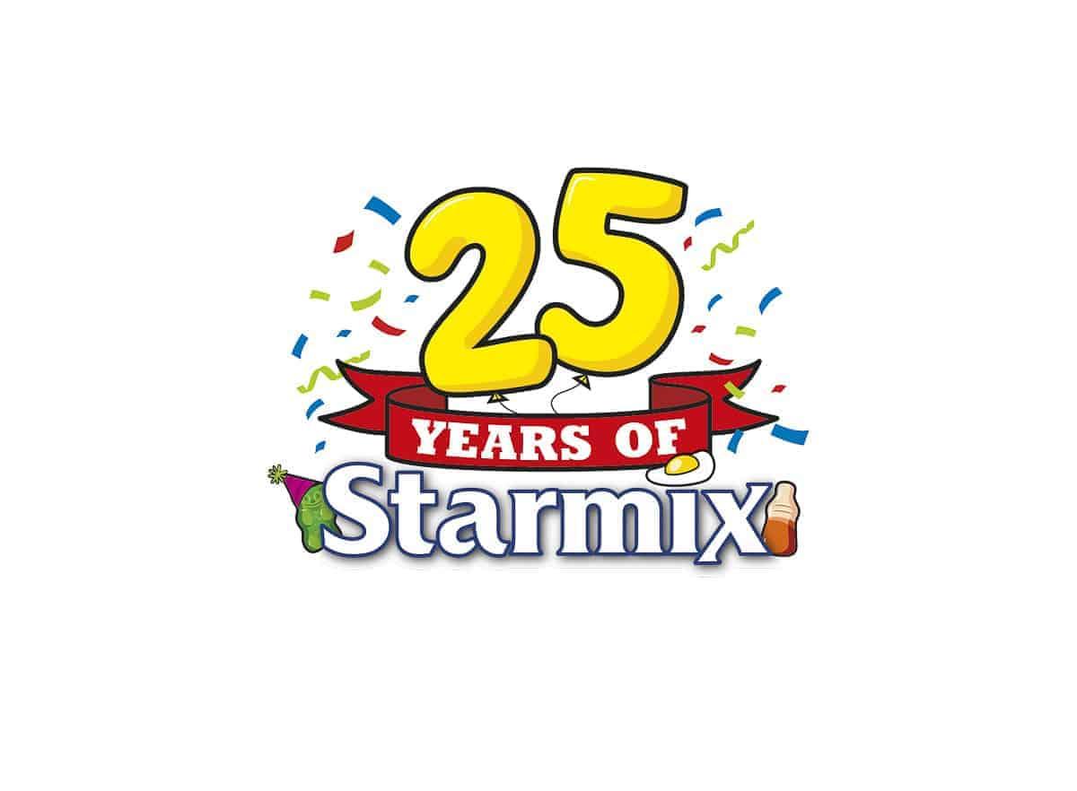 HARIBO Starmix logo.