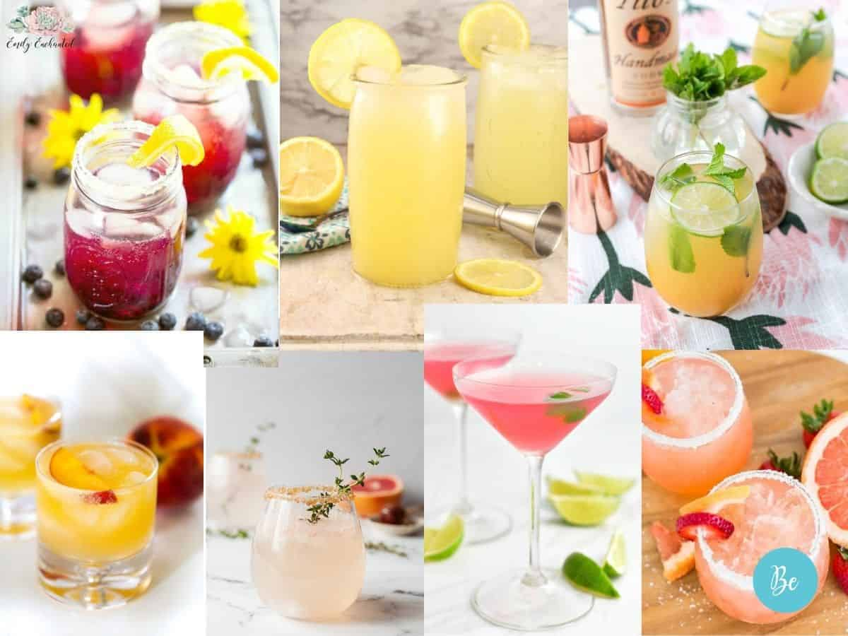 Vodka Cocktails, 10 Easy Vodka Cocktail Recipes. Easy Vodka Cocktails to Make at Home