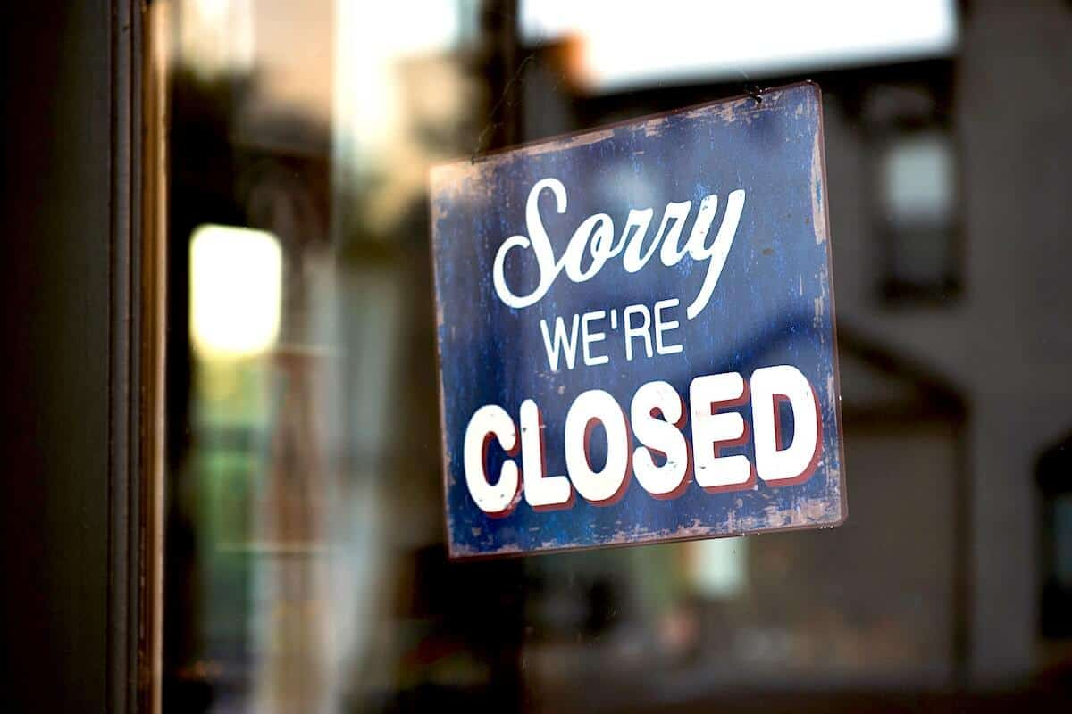 Closed Business Interruption Insurance Claims Coronavirus