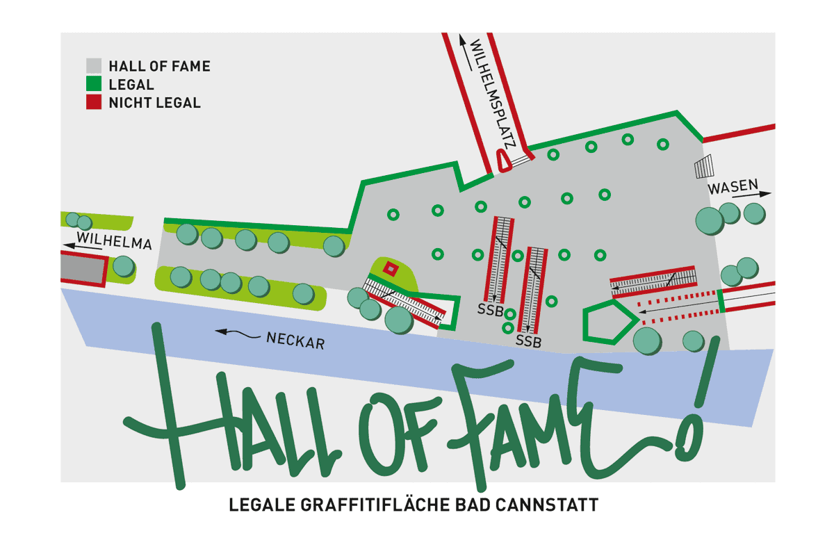 Hall of Fames in Stuttgart